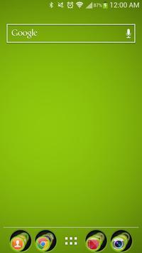 Green Theme poster