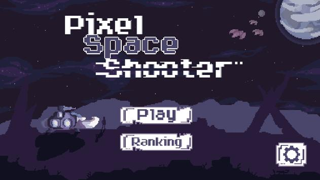 Pixel Space Shooter! poster