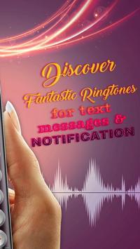 Ringtones And Notification Sounds For Text Message apk screenshot