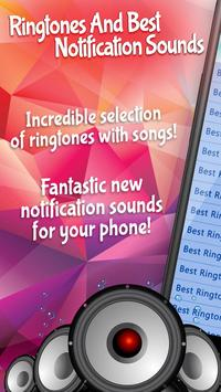 2018 Ringtones And Best Notification Sounds poster