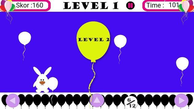 Balloon Math скриншот 5