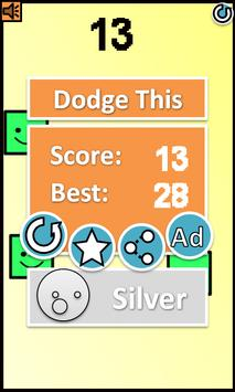 Dodge This Free apk screenshot