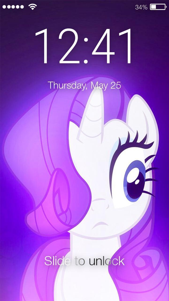 Pony Magic Coloring Haar App Lock für Android - APK ...