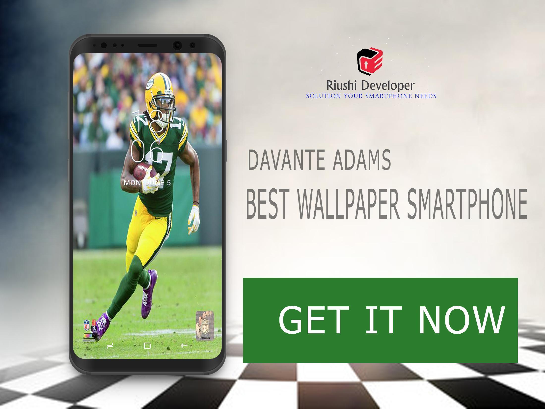 Davante Adams Wallpaper For Android Apk Download