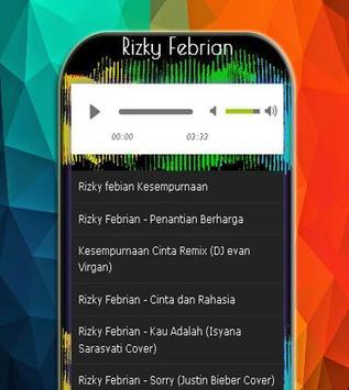 Lagu Rizky Febian Kesempurnaan screenshot 1