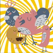 Lovely Birds Match icon
