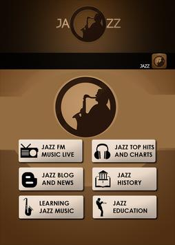 Free Jazz Radio & Jazz Music poster