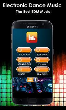 Best EDM Techno & Dance Radio poster