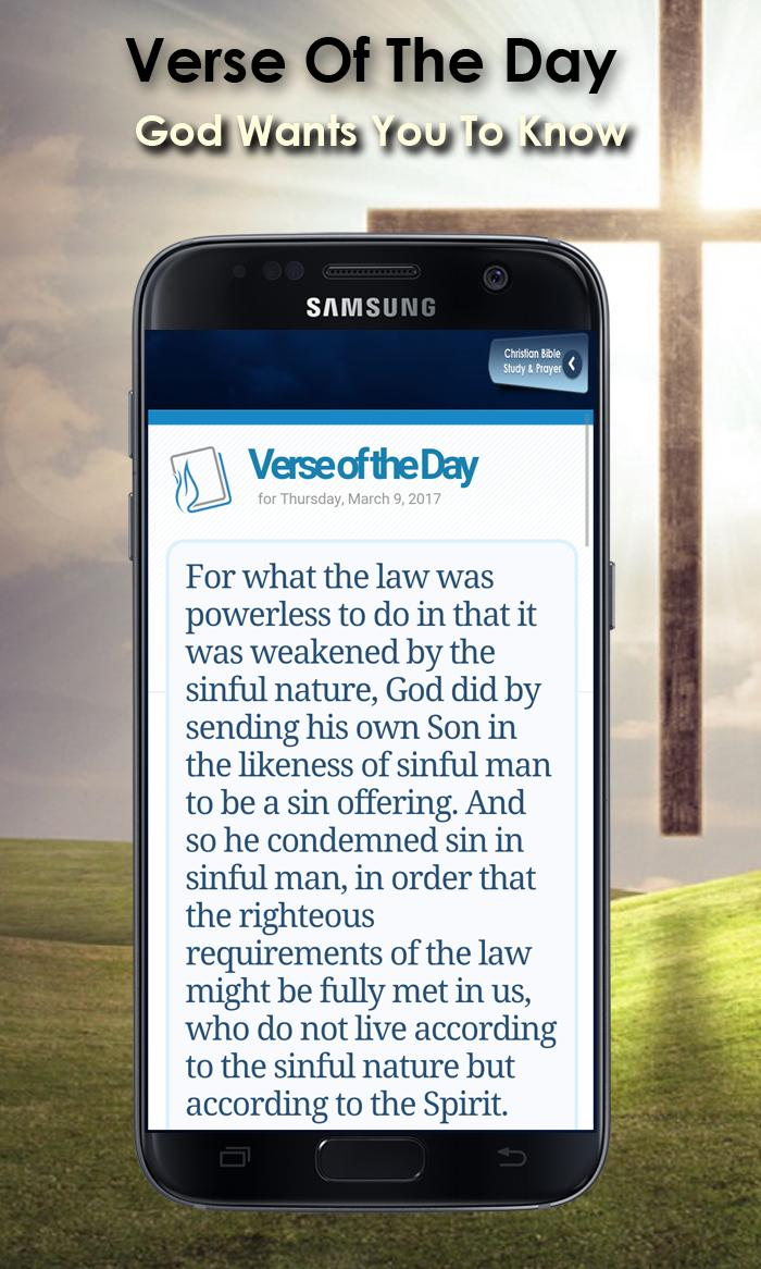 Bible Verses & Prayer Guide for Android - APK Download