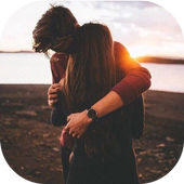 cute couples pictures icon