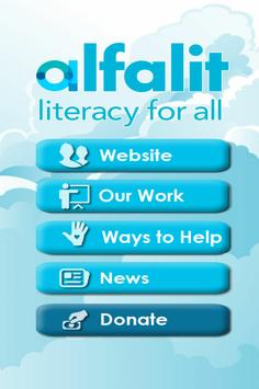 Alfalit - Literacy Programs apk screenshot