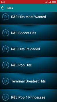 R&B Hits screenshot 1