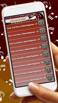 Rock Ringtones screenshot 1