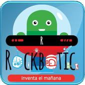 Rockbotic icon