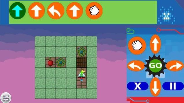 Rockbotic screenshot 2