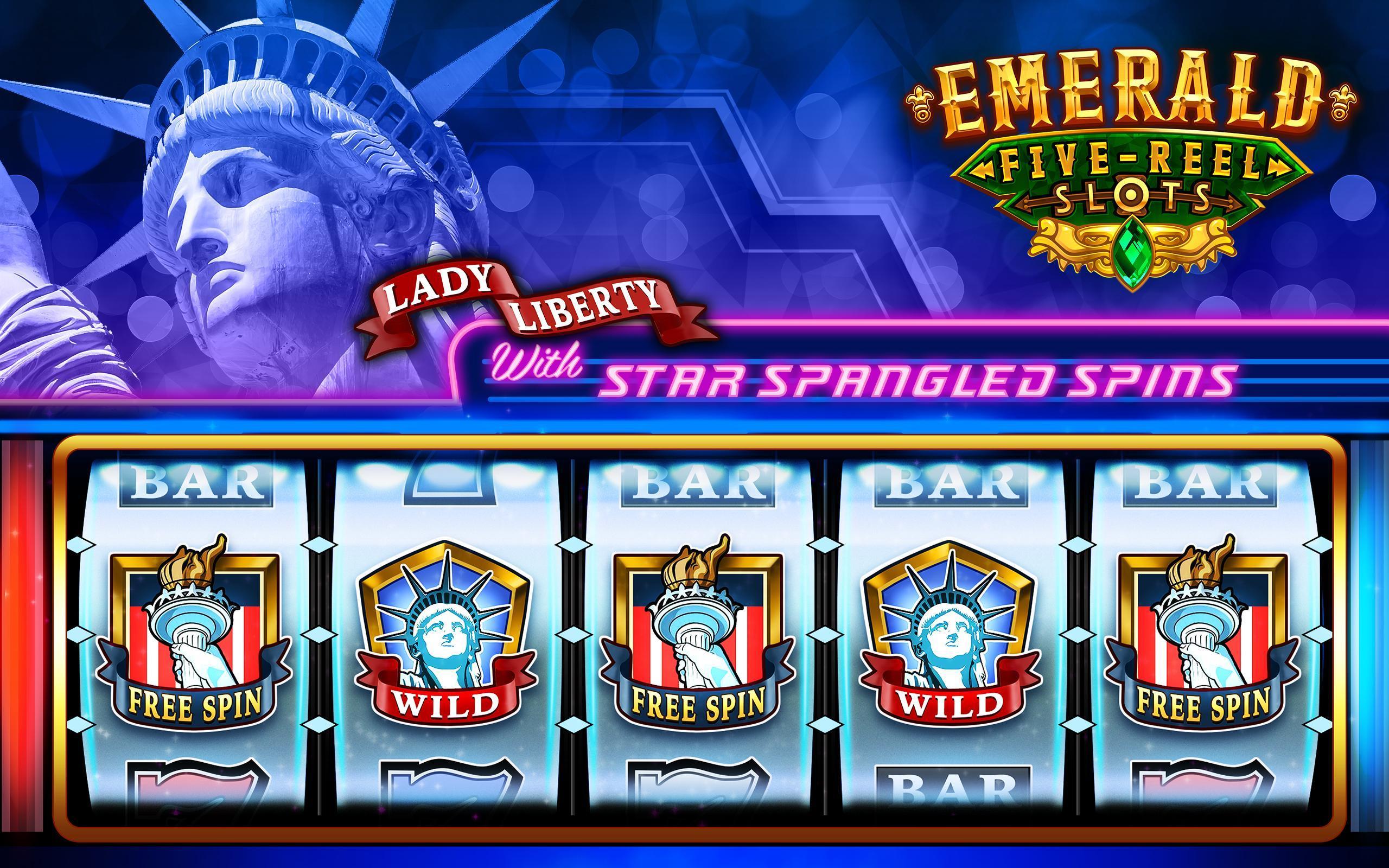 Free Games Slots 5 Reel
