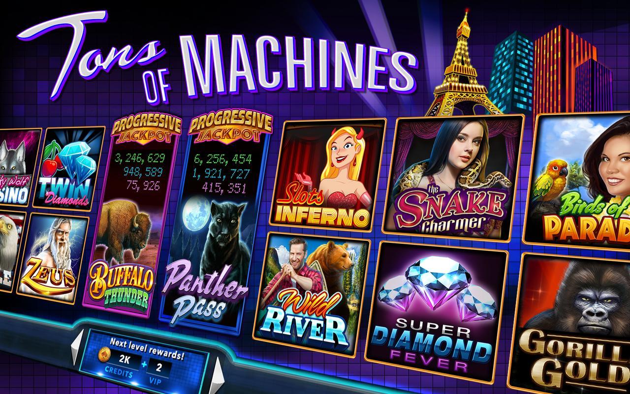Casino Jackpot Game Free