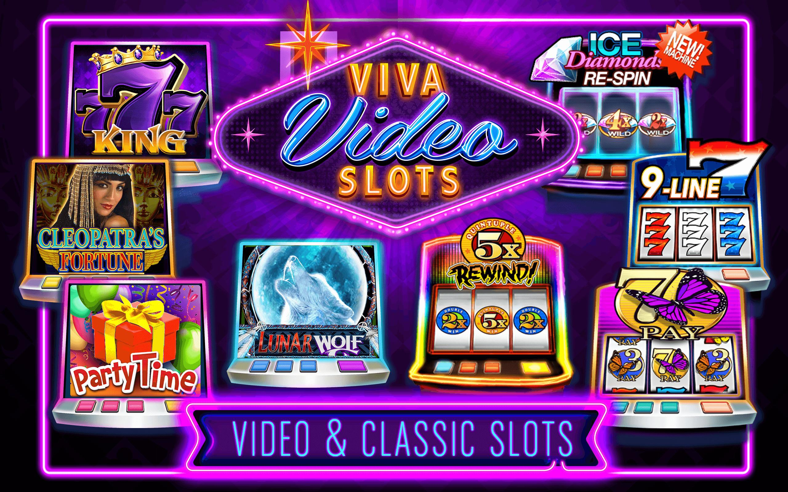 Free Video Slots Download