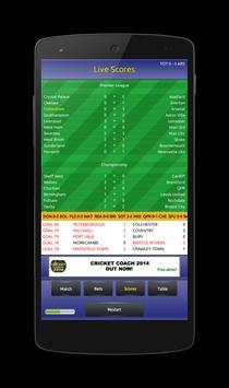Super Soccer Sim poster