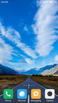 Road wallpaper screenshot 1