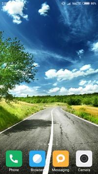 Road wallpaper screenshot 2