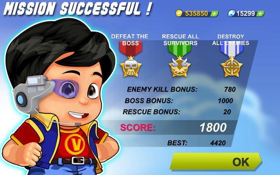 Robot Boy Helicopter screenshot 4