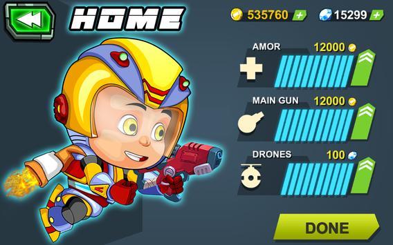 Robot Boy Helicopter screenshot 8