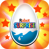Robot Surprise Eggs PRO icon