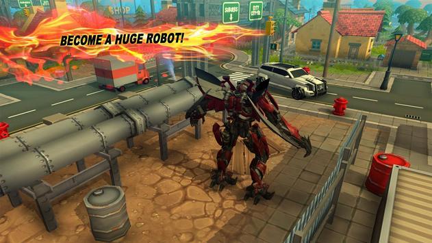 Robot X Ray Battle 3D screenshot 7