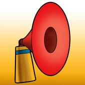 Air Horn Morph icon