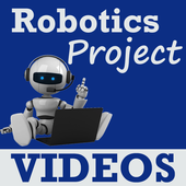 Robotics Projects Learning App icon