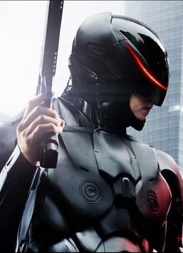 RoboCop Wallpaper Poster Screenshot 1