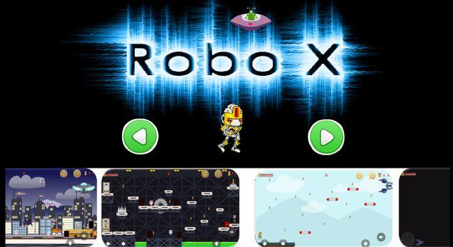 Robo X poster