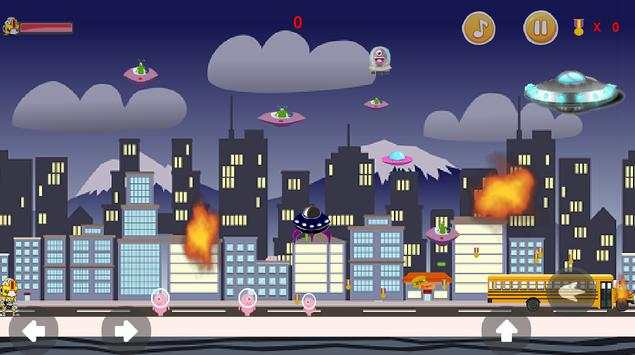 Robo X screenshot 1