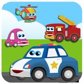 RobotCar Games Puzzle icon