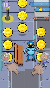 Robber Run screenshot 1