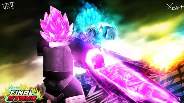 Guide For Dragon Ball Z Final Stand Roblox screenshot 5