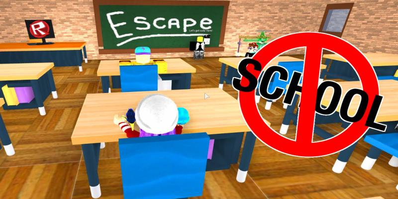 Roblox Escape School Obby For Android Apk Download
