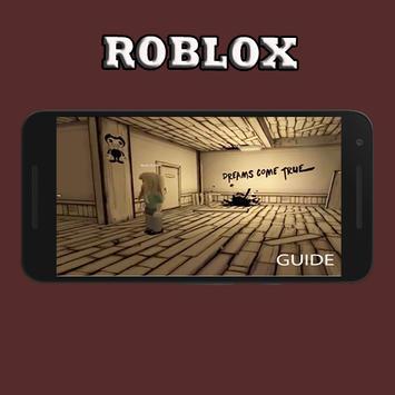 Guide Roblox Escape Bendy apk screenshot