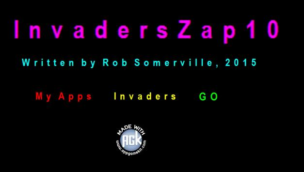 InvadersZap10 screenshot 8