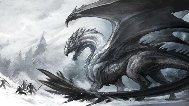 Dragon. Fantasy Wallpapers screenshot 2