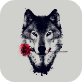 Wolf. Top Rated Wallpapers icon