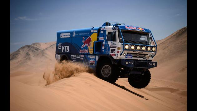 Truck Race. Vehicles Wallpapers screenshot 2