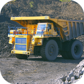 Mining Truck Wallpapers icon