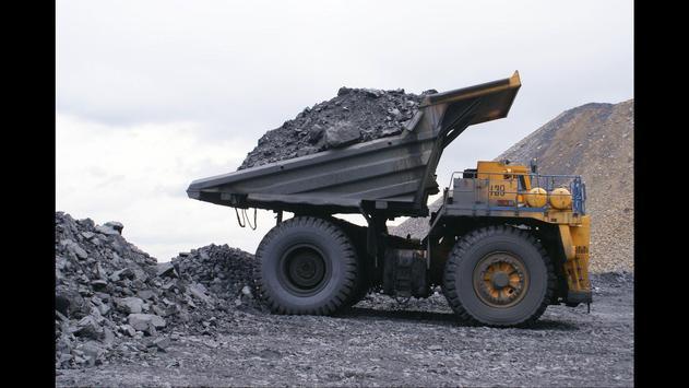 Mining Truck Wallpapers screenshot 1