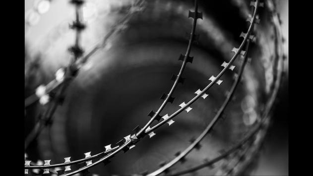 Barbed Wire Wallpaper screenshot 3