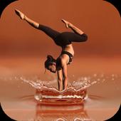 Yoga Sport Wallpaper icon
