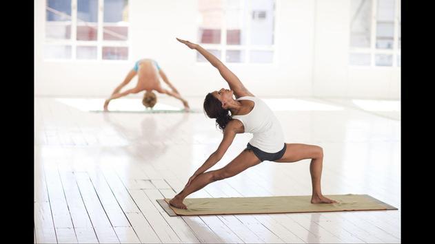 Yoga Sport Wallpaper screenshot 1