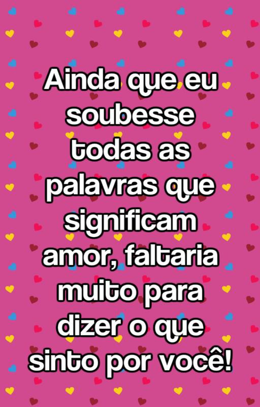 Frases Romanticas Amor Verdadeiro For Android Apk Download
