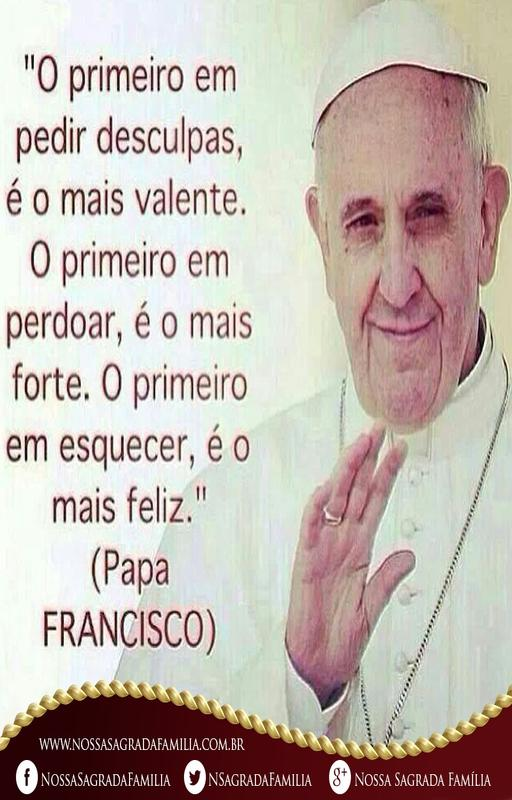 Papa Francisco Com Frases For Android Apk Download